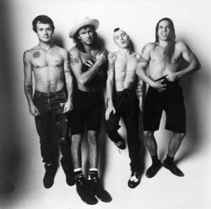 Red Hot Chili Peppers 1990