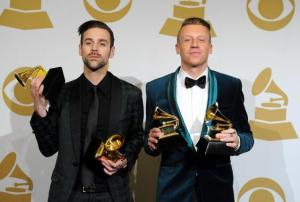 macklemore and ryan lewis are a joke