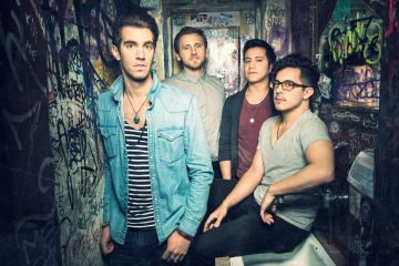 American Authors Band Picture