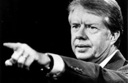 President Jimmy Carter Loves Music