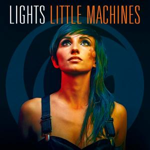 lights little machines cover Valerie Anne Poxleitner