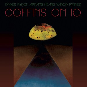 Kayo Dot Coffins on Io Cover
