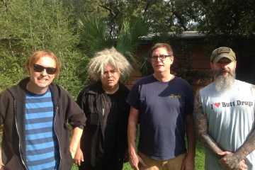 Melvins with Paul Leary and JD Pinkus 2014