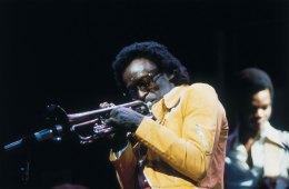 Miles Davis Official Live Photo