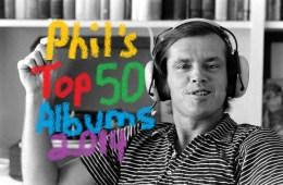 Jack Nicholson's Favorite Albums