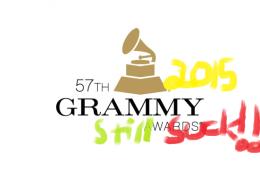 The 57th Grammys Suck 2015