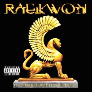 Raekwon Fly International Luxurious Art Cover