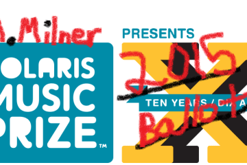 Polaris Prize 2015 Short List Winners