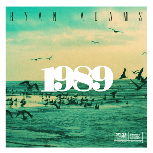 Ryan Adams 1989 Album Art