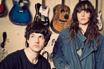 Beach House Band Guitars