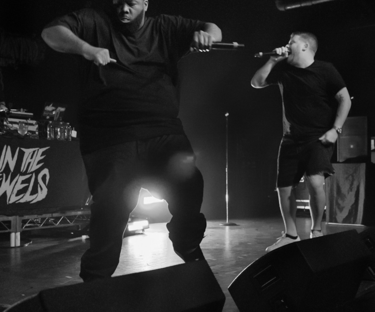 Run the Jewels Live in Concert