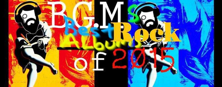 2015 Best Rock Music