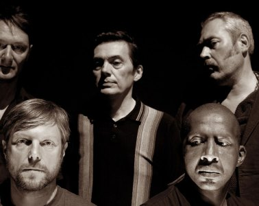 Tindersticks band