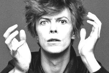 David Bowie is an alien