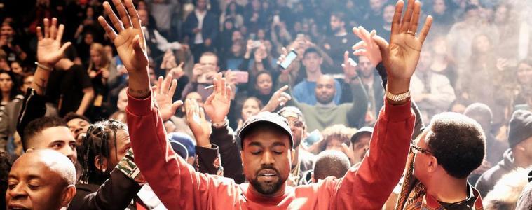 Kanye West Yeezus Season three