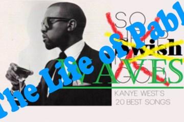 The Life of Pablo Kanye
