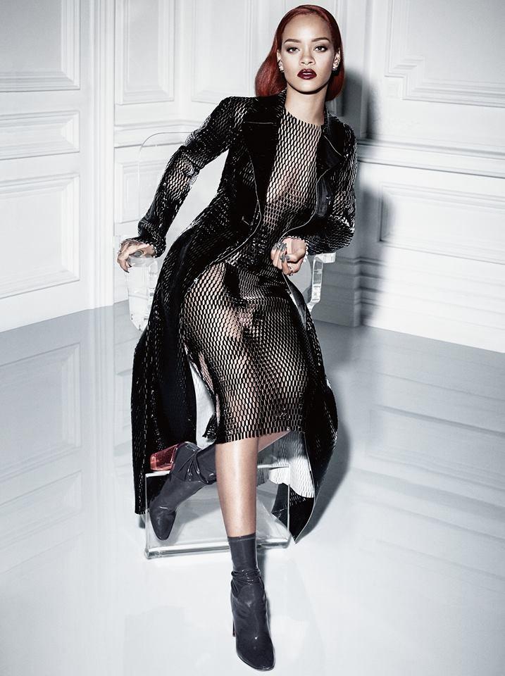 Rihanna Thighs