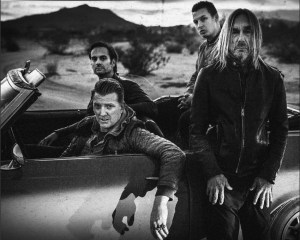Iggy Pop and Queens of the Stoneage Arctic Monkeys Dead Weather Super Band