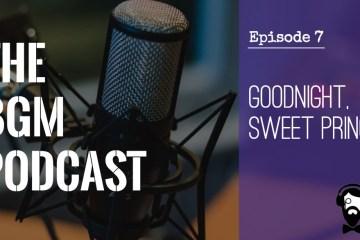 RIP Prince Podcast