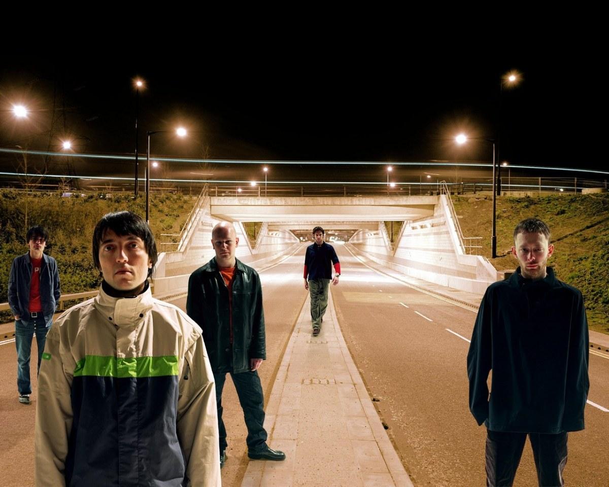 Radiohead 2001
