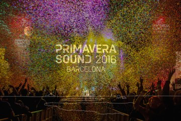 Primavera Sound Day 1 2016