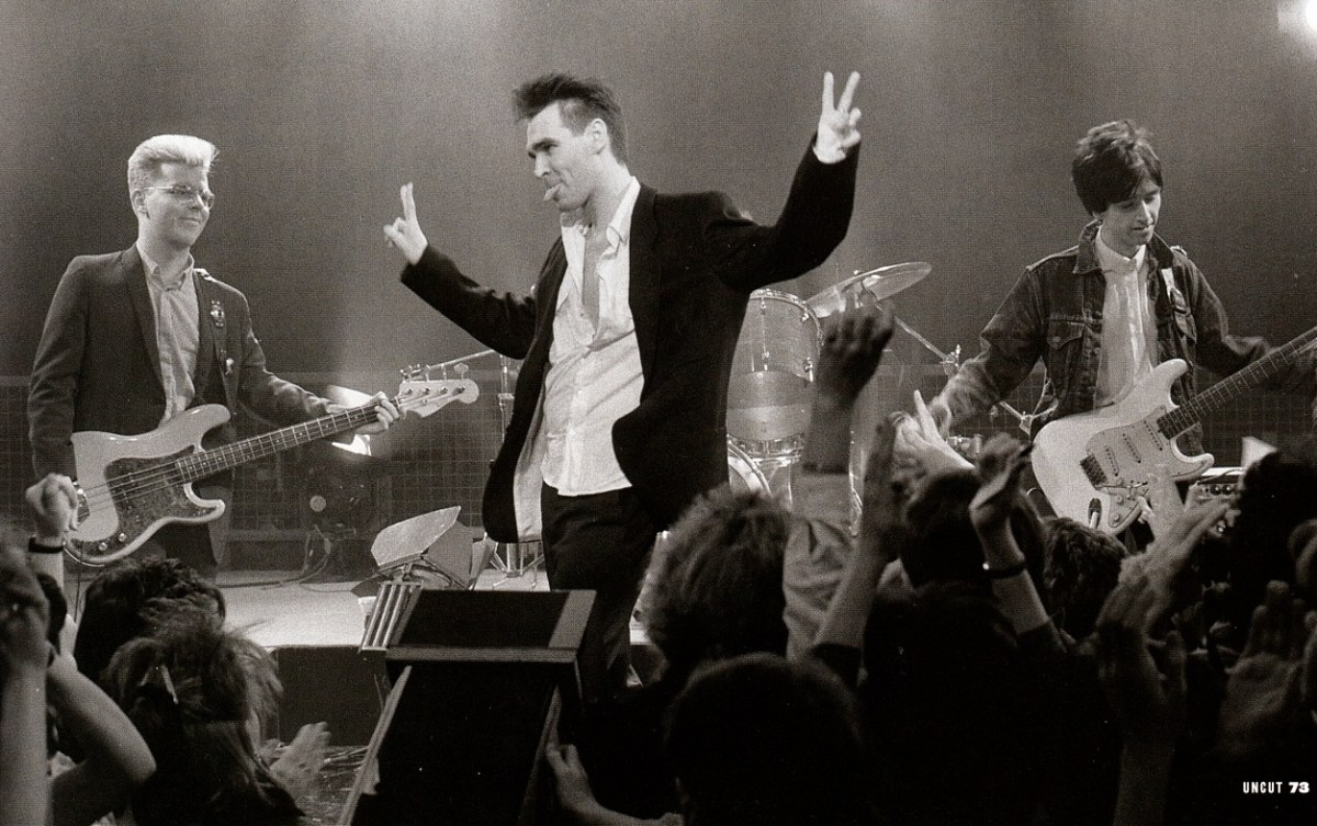 The Smiths Concert 1986