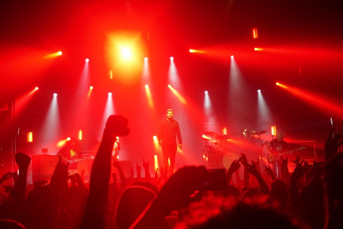 Deftones Live 11