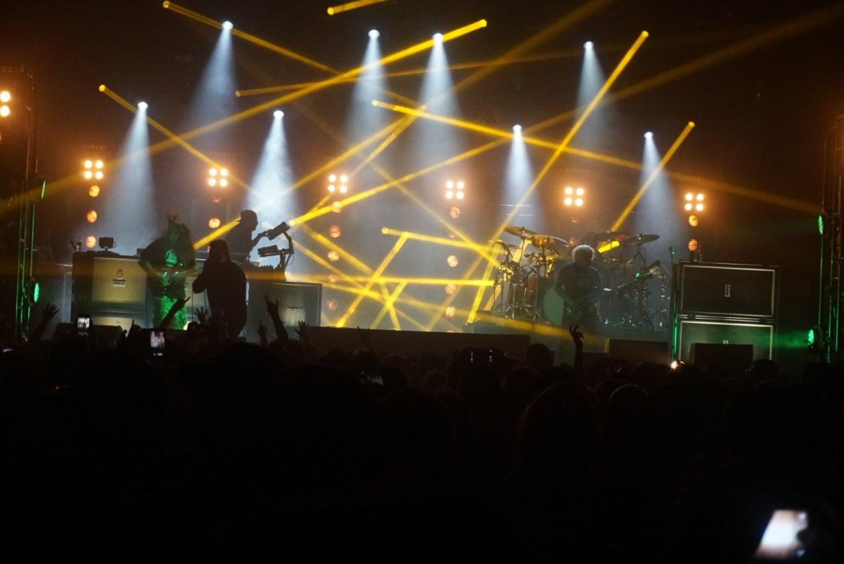 Deftones Live 23