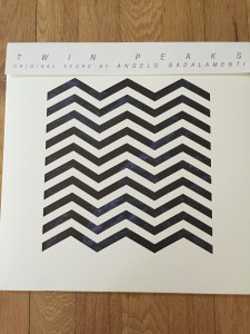 Twin Peaks OST Vinyl