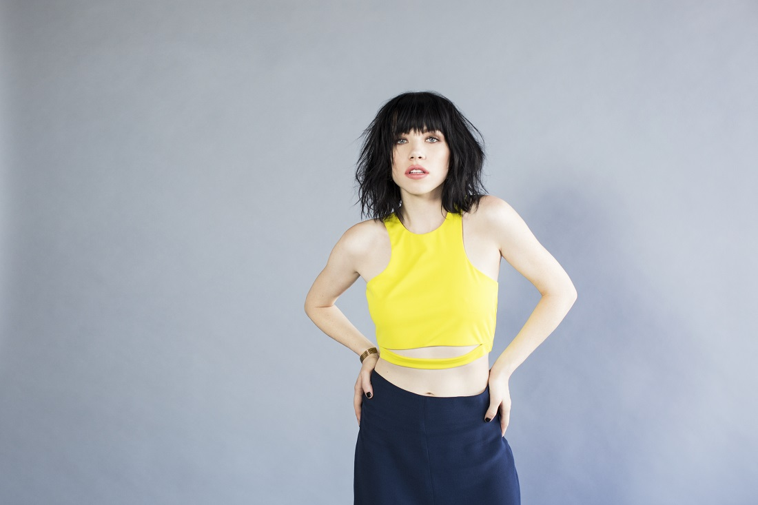 Carly Rae Jepsen Belly Button