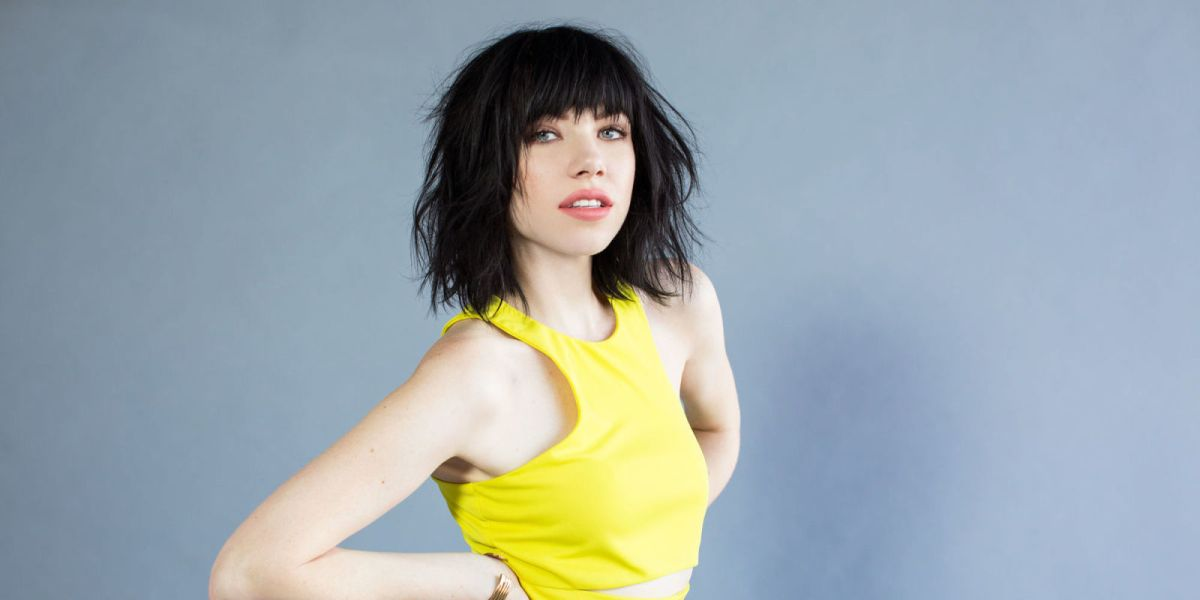Carly Rea Jepsen Hot