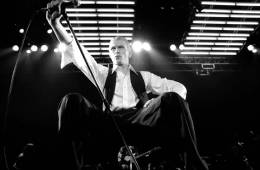 The Thin White Duke on Coke