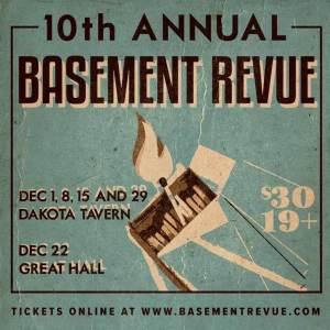 The Basement Revue (2016)