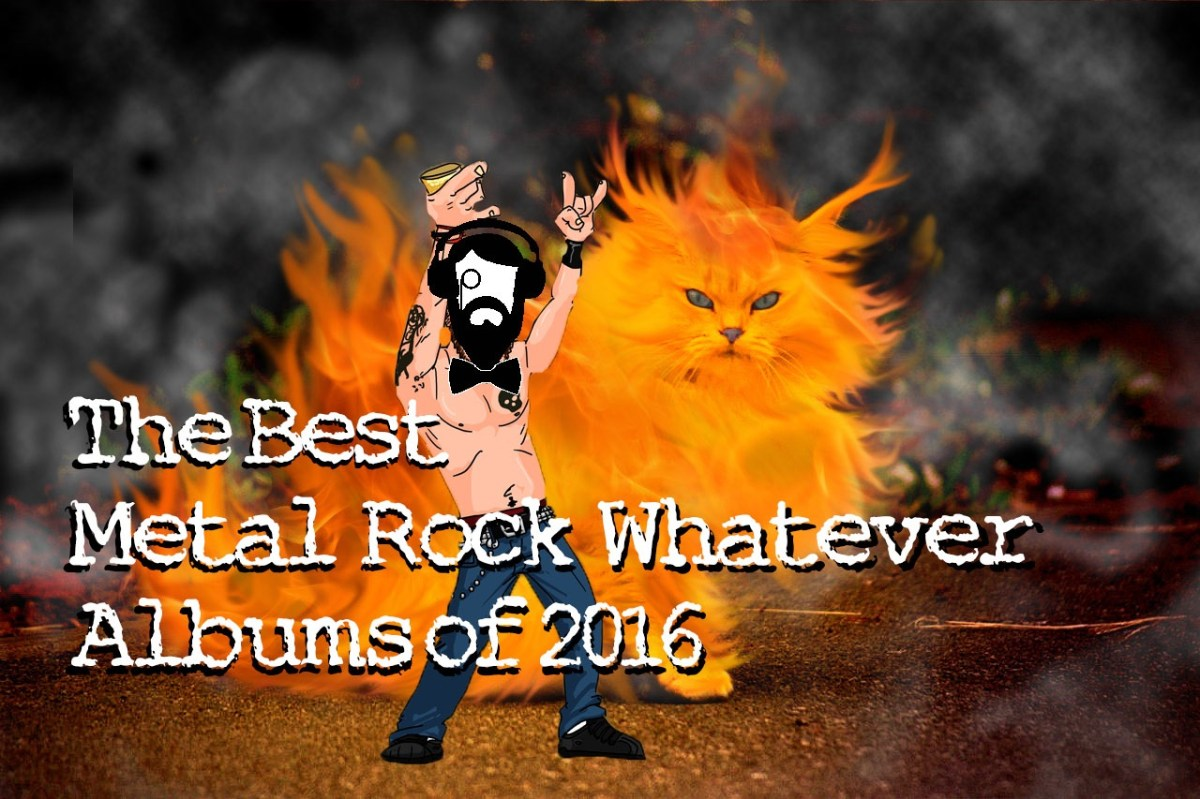 2016 Best Noise Metal and Rock Albums