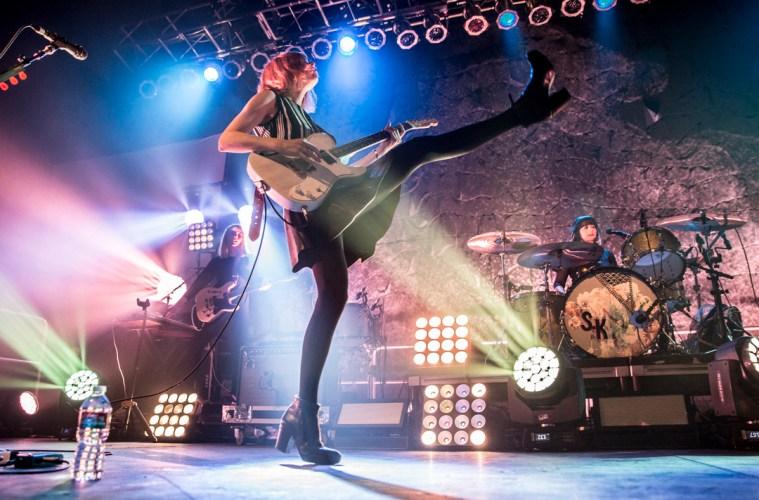 Sleater Kinney Live Album Review