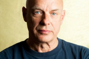 Brian Eno 2017 Refelction