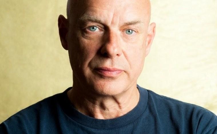 Brian Eno 2017 Refelction