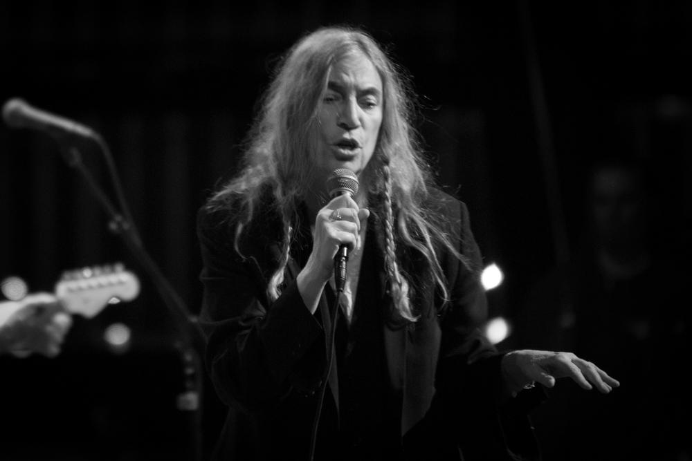 Patti Smith Live 2017