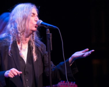 Patti Smith Live 2017