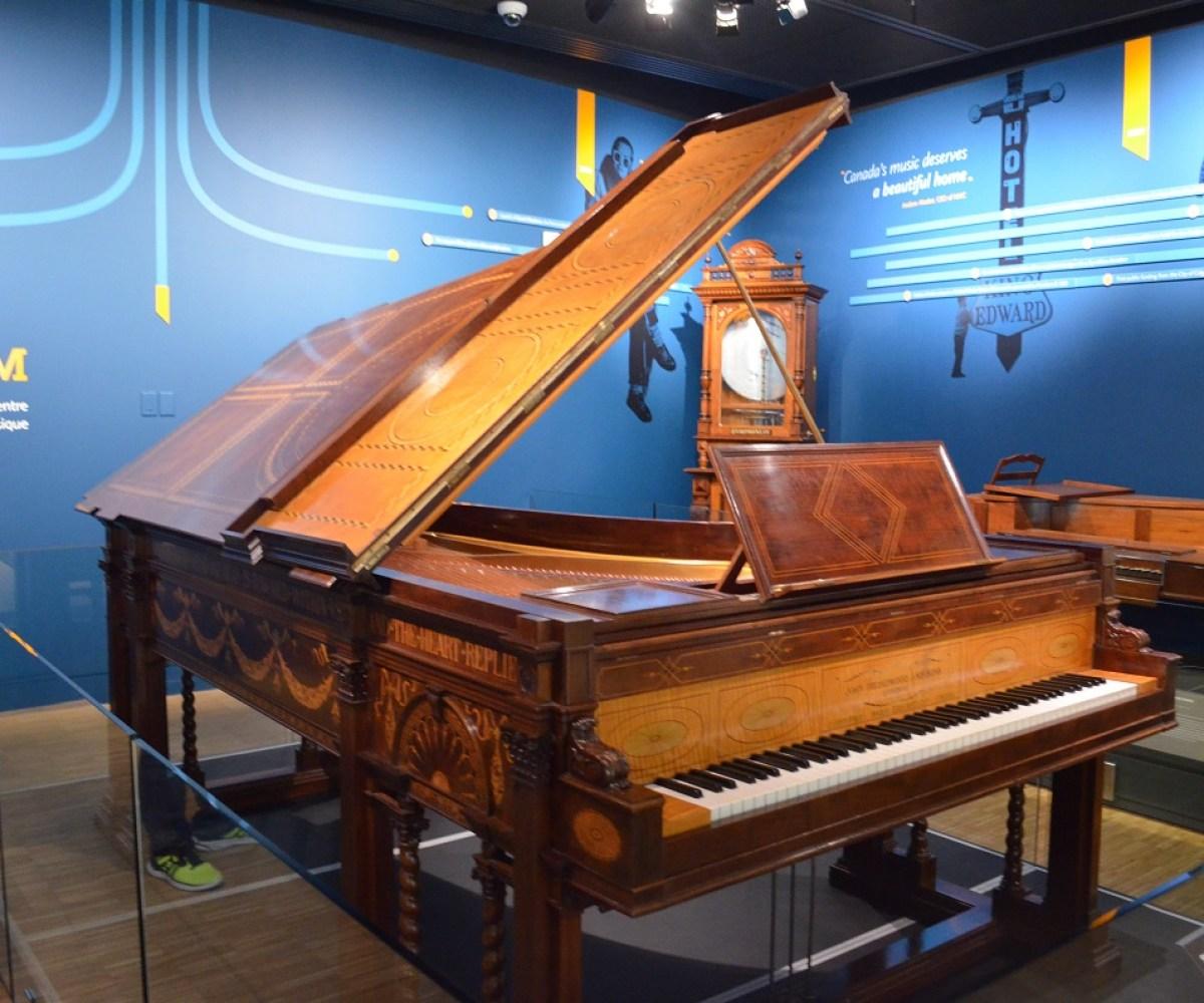 National Music Centre Grand Piano