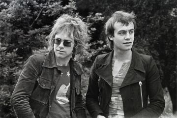 Elton John. The 2017 RSD reissue of 17-11-70