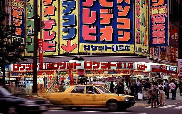 1980s City Pop of Japan