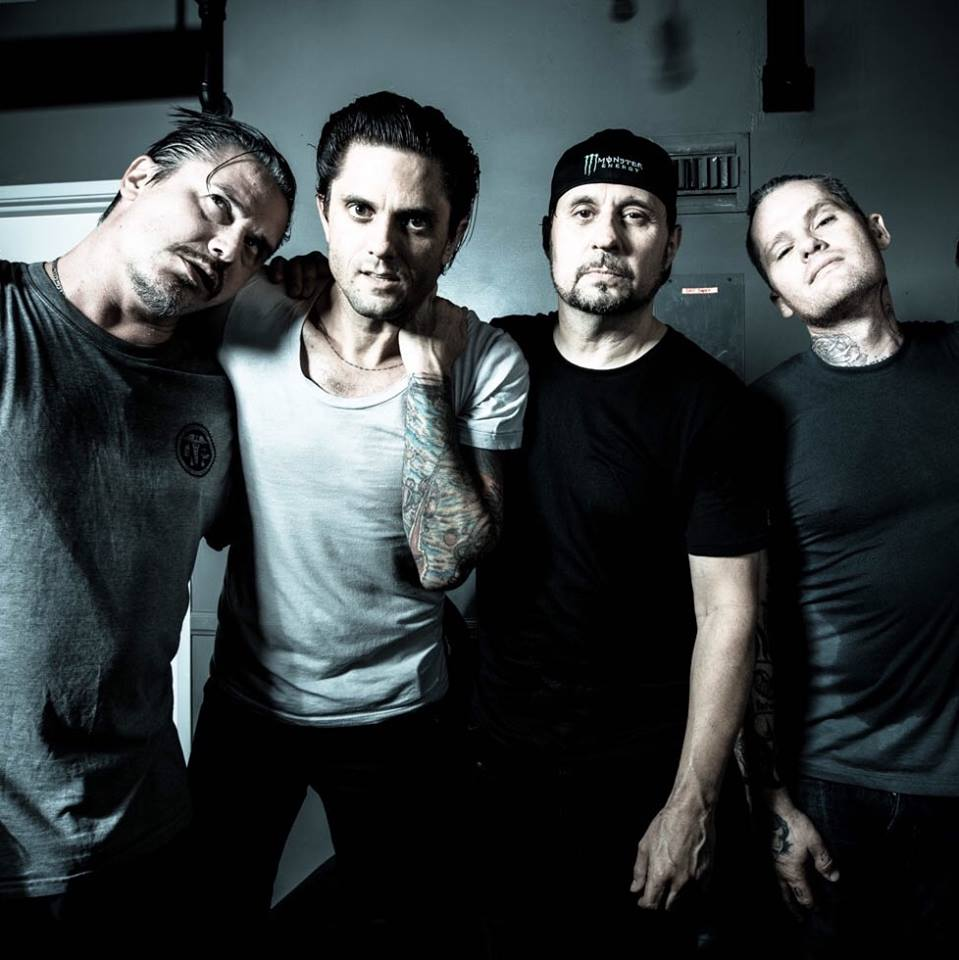 Dead Cross Mika Patton band
