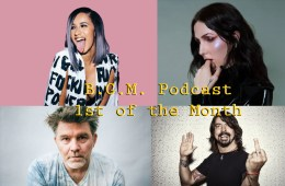 Chelsea Wolfe Foo Fighters Deftones Cardi B LCD Soundsystem Podcast