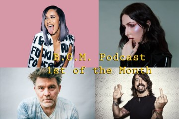 Chelsea Wolfe Foo Fighters Deftones Cardi B LCD Soundsystem Podcast