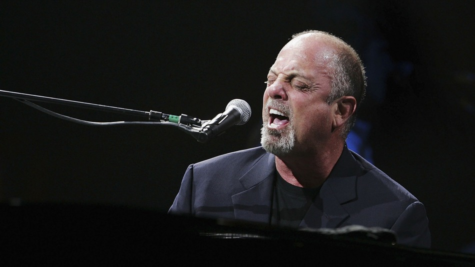 Billy Joel and his experience with synesthesia