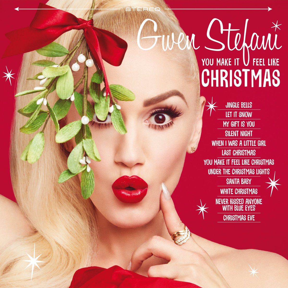 Gwen Stefani You Make It Feel Like Christmas Review