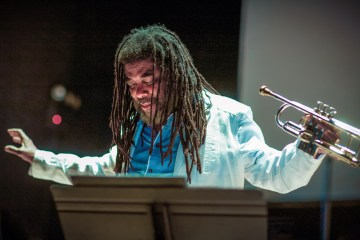 Wadada Leo Smith thelonious monk tribute album