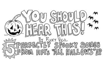 AFI Halloween Music Playlist