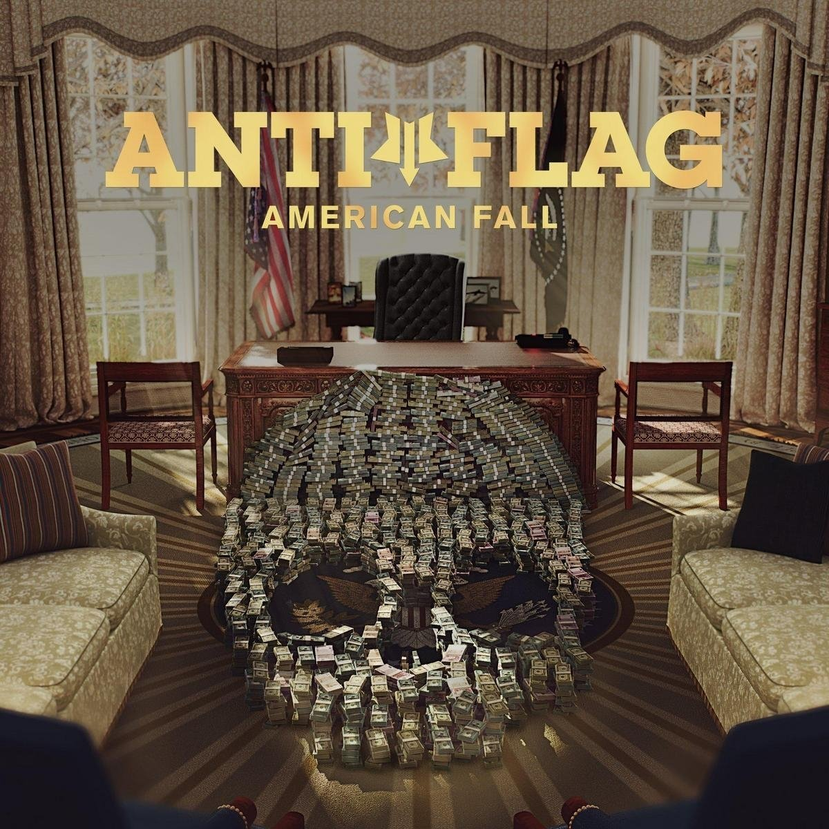 Anti-Flag - American Fall Review